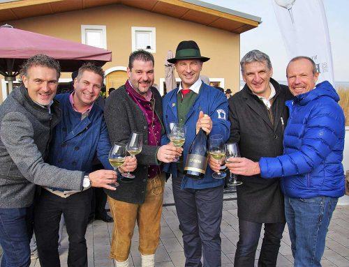 Weintaufe Brunn am Gebirge